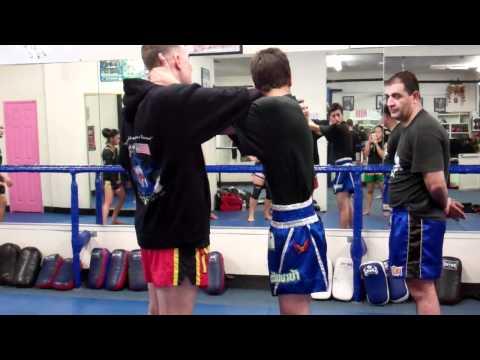 Muay Thai South Bay | Redondo Beach Muay Thai Clinch Techniques (310)376-1602