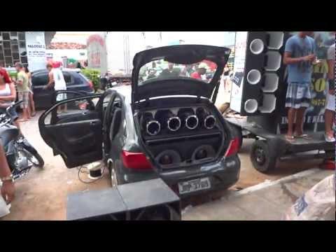 carnaval 2012 de varzea do poço ba... som automotivo muita zuada