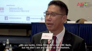 What can non-chinese insurers and reinsurers do to maximize their chances of partnering with big chinese insurance players in the BRI projects?