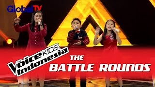"""Video Charisa vs Alif vs Michelle """"Just Give Me A ..."""" 