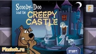 Видеообзор Scooby-Doo and The Creepy Castle
