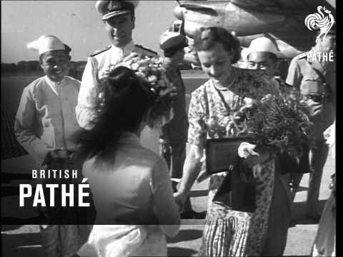Mountbatten In Burma AKA Mountbattens In Burma (1948) (видео)