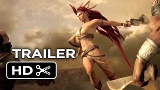 Heavenly Sword Official Trailer  1  2014    Video Game Movie Hd