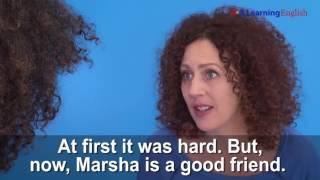 Video Let's Learn English Lesson 38: She's my best friend! MP3, 3GP, MP4, WEBM, AVI, FLV Januari 2018
