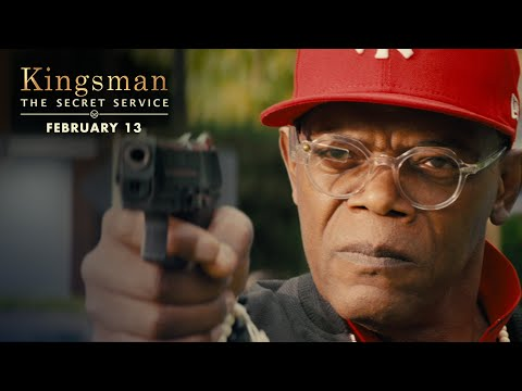 Kingsman: The Secret Service Valentine's Day Spot
