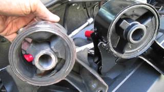 7. 1999-2004 Honda Odyssey Engine Mount Replacement