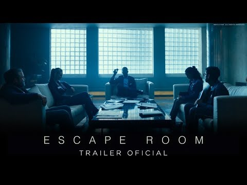Escape Room | Trailer Oficial | Em Breve Nos Cinemas