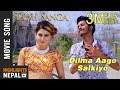 New Nepali Movie TIMI SANGA Song 2018 | Ft. Samragyee RL Shah, Najir Husen