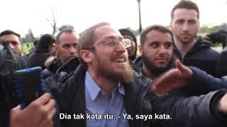 Video Kebencian Yahudi Zionis Terhadap Muslim Dikantoikan MP3, 3GP, MP4, WEBM, AVI, FLV Januari 2019