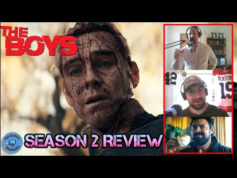 The Boys Season 2 | Full Season Review and Episode 7 and 8 Spoiler Discussion