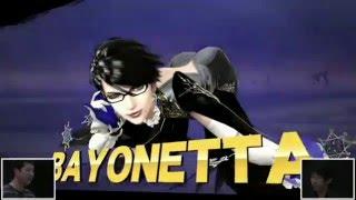 Some more Bayonetta and Corrin gameplay