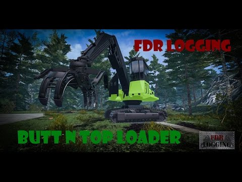 FDR Logging - Butt N Top Loader