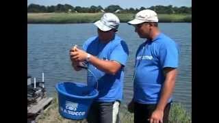 О рыбалке всерьез. Ловля белой рыбы пикером на пруду