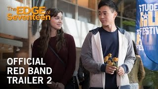The Edge of Seventeen | Official Red Band Trailer 2 | Own it Now on Digital HD, Blu-ray™ & DVD