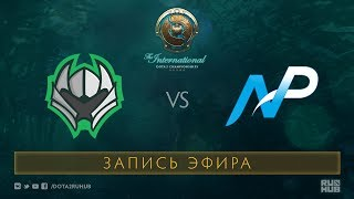 OverPower vs NP, The International 2017 Qualifiers [Merving]