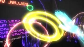 Rainbow Jellies for Oculus CV1
