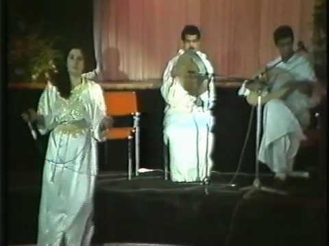 Sellam Arifi & Hakima Al Hoceimia - Aya m-Fardha xu Fudh (Live, 1990)