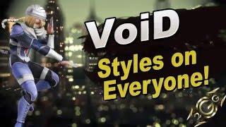 void will be at xanadu