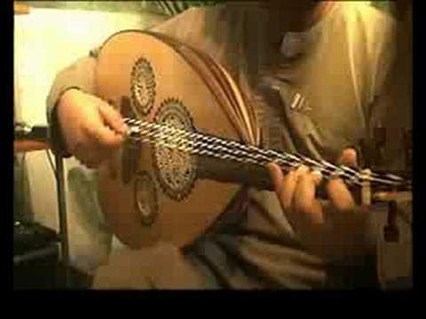 Le flamenco joué à l' oud par Adil Zahrani