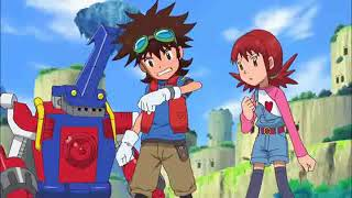 Nonton Digimon xeros wars Episode 03  Samne Ayaa Virodhi Kiriha Film Subtitle Indonesia Streaming Movie Download
