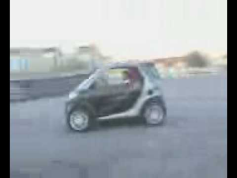 Smart with Hayabusa engine