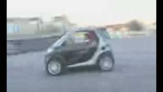Smart with Hayabusa engine