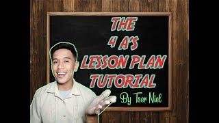 Video K TO 12 LESSON PLAN TUTORIAL: 4 A'S LESSON PLAN MP3, 3GP, MP4, WEBM, AVI, FLV September 2019