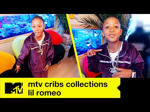 EP#4: Lil Romeo's Rich Kid Crib | MTV Cribs Collections