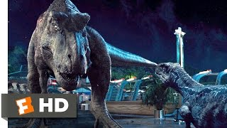 Video Jurassic World (2015) - Dinosaur Alliance Scene (10/10) | Movieclips MP3, 3GP, MP4, WEBM, AVI, FLV Juni 2018