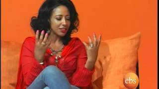 Jossy in Z House Show Interview with Artist Netsanet Melese