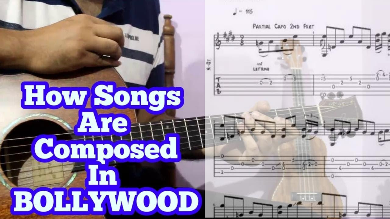 How Popular BOLLYWOOD Songs are Composed – BEKHAYALI Song Composition Explained