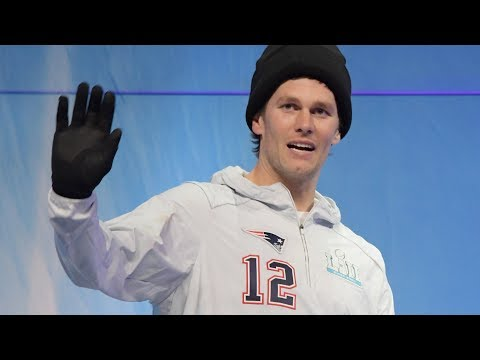Video: Take the Patriots in the Super Bowl