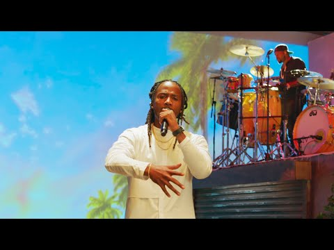 "D Smoke - ""Let Go"" and ""Black Habits I"" Performance - As seen on the 2020 BET Awards"