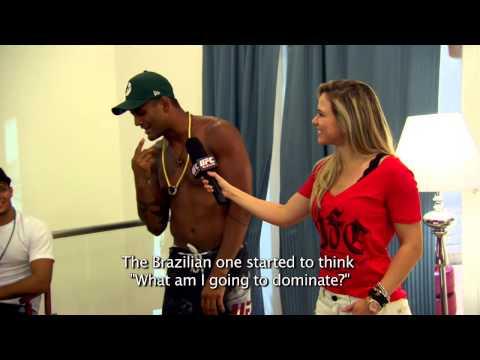 TUF Brazil 3: Resident Comedian