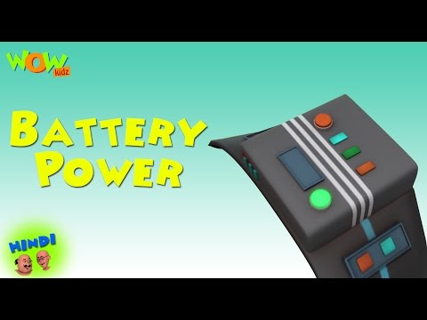 Video Battery Power - Motu Patlu in Hindi WITH ENGLISH, SPANISH & FRENCH SUBTITLES download in MP3, 3GP, MP4, WEBM, AVI, FLV January 2017