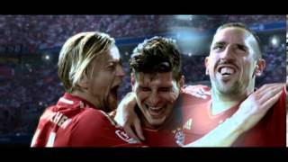 "TV Commercial - Bwin ""Bayern München vs. Real Madrid"""
