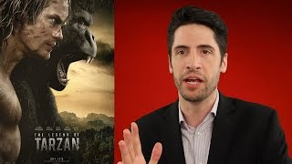 The Legend of Tarzan - Movie Review by Jeremy Jahns