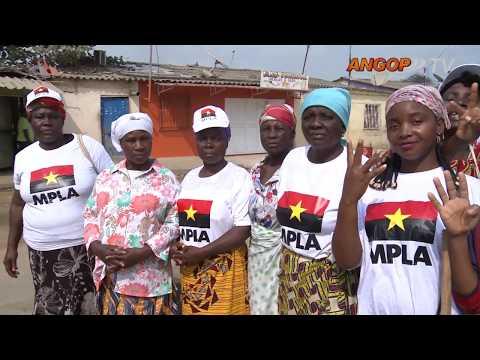 Eleições 2017: Vendedoras de Luanda apoiam candidato do MPLA