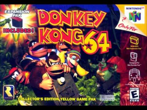 Full Donkey Kong 64 OST