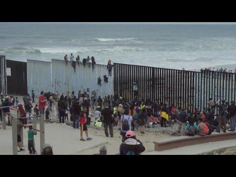 CBSN Originals follows one migrant's quest for asylum