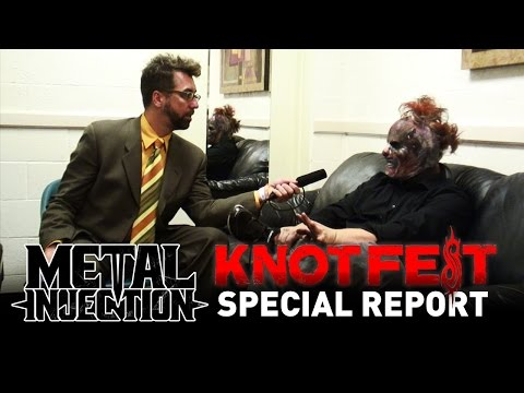 engage - In our very serious KNOTFEST 2014 report, we talk with Slipknot, Atreyu, Killswitch Engage & the fans about their experience. Subscribe to Metal Injection on YouTube: http://bit.ly/ZhpTbA ...