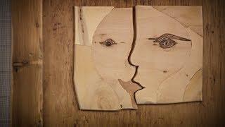 Náhled - Galerie Lautner: Dřevěné obrazy Martina Patřičného