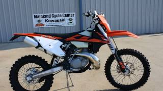 1. 2018 KTM 300 XC W Overview and Review