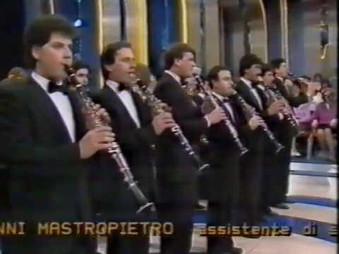 Banda Rocco D'Ambrosio a Canale 5