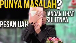 Video Sedang Punya MASALAH⁉️ Jangan Lihat SULITNYA. Ini Pesan Ustadz Adi Hidayat LC MA MP3, 3GP, MP4, WEBM, AVI, FLV Juni 2019