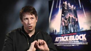 Subscribe to our channel: http://bit.ly/EmpireSub Joe Cornish (of Adam And Joe fame) has gone and made himself a movie.