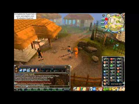 Runescape - Gratz 99 Magia ( Mage ) [ Assista em HD ]