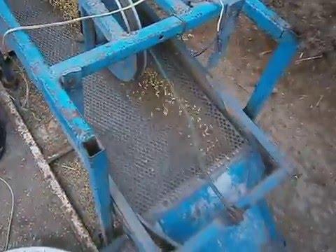 Мини веялка для зерна