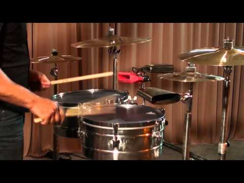Christian Pepin - Timbale Solo
