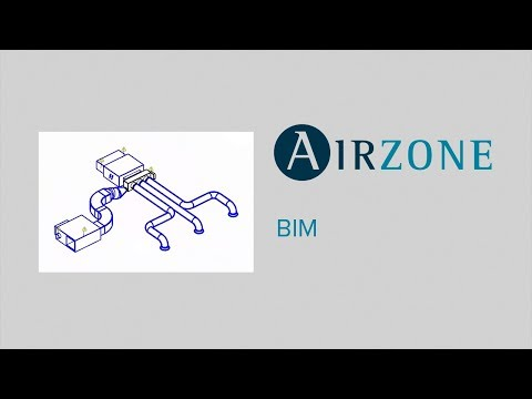 Airzone BIM plenum families instructions